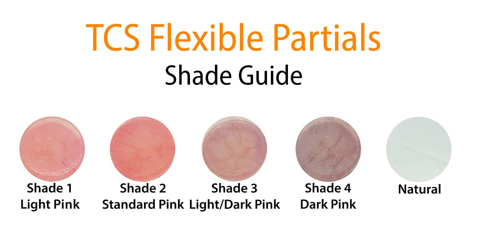 tcs shade guide